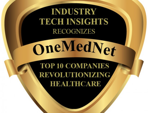OneMedNet Receives Top 10 Award